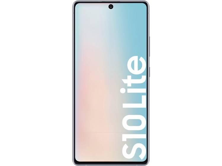 Samsung Galaxy S10 Lite Smartphone 128 GB 6.6 inch (16.8 cm) Hybrid SIM Android 1.0 48 Mpix Wit